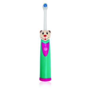 spazzolamento dei denti da latte