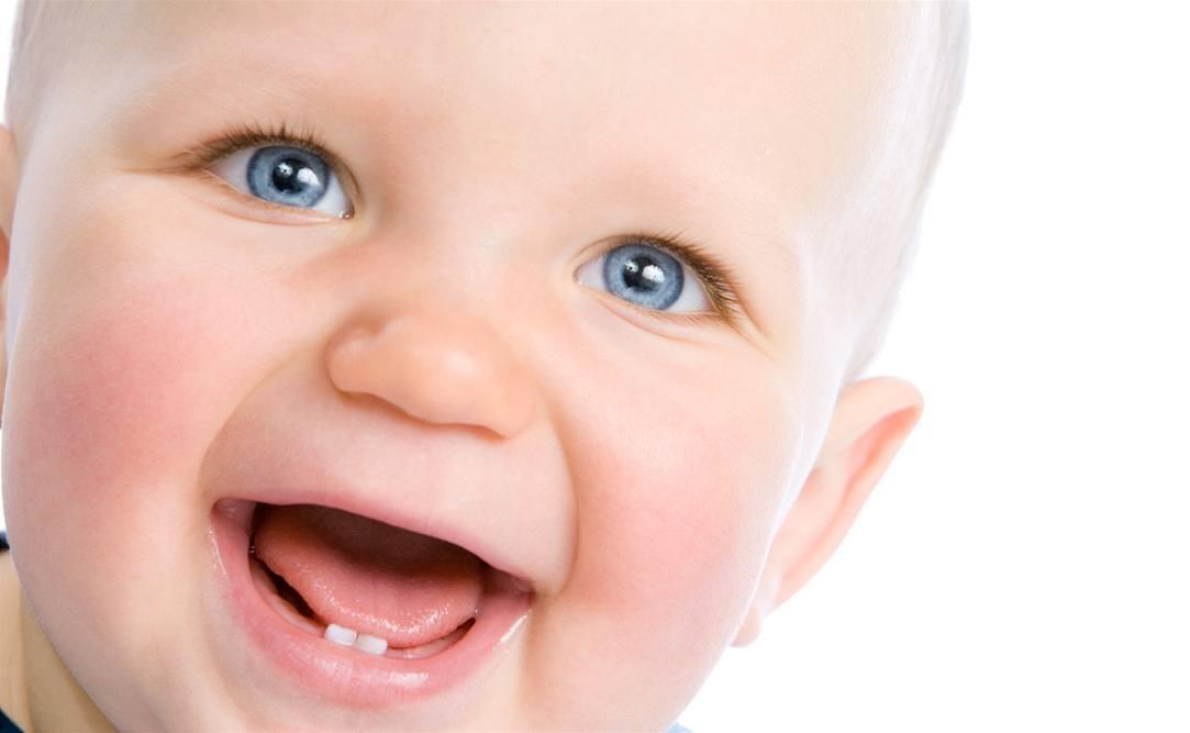 primi denti da latte