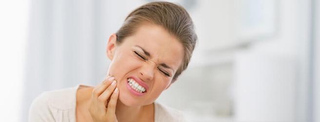 dente che fa male