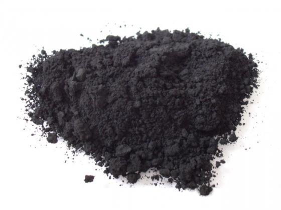polvere al carbone