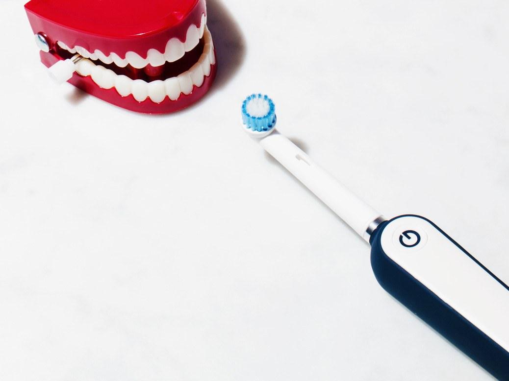spazzolamento dei denti