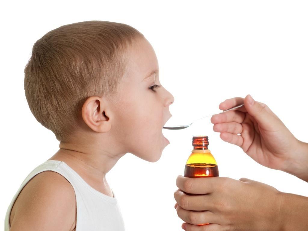 sciroppo per bambini