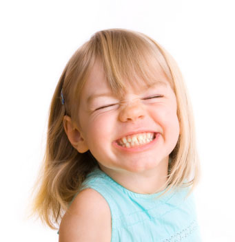 sorriso di un bambino